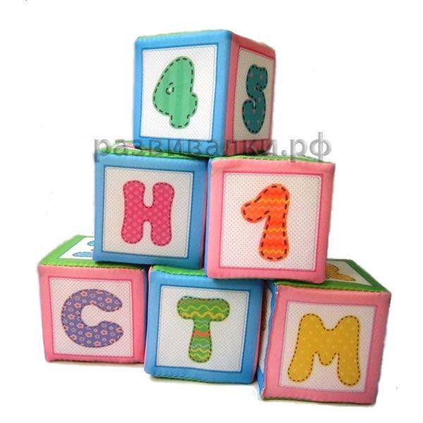 Мягкие кубики с буквами своими руками 74
